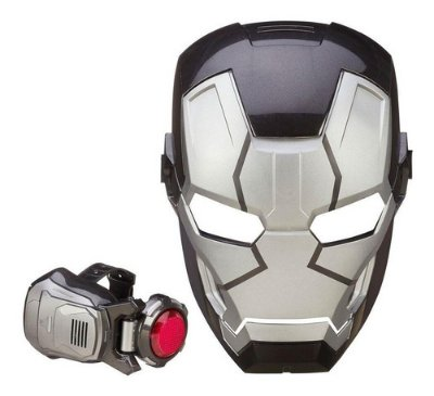 Mascara Eletronica Marvel Avengers Máquina De Guerra Ultron