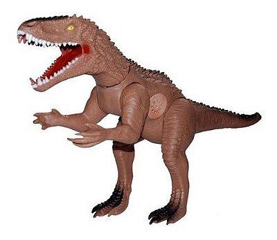 Dinossauro Furious 60cm Emite Som - Dinossauro Baryonyx