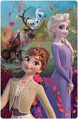 Quebra Cabeça Frozen -100 Peças Toyster