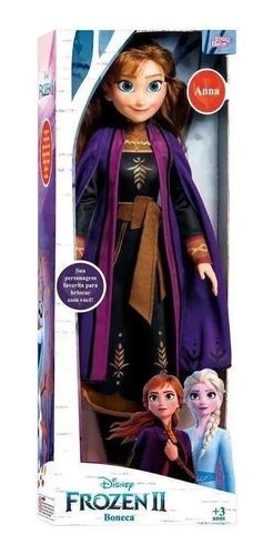 Boneca Disney Frozen 2 Anna 55 Cm 1741 Baby Brink