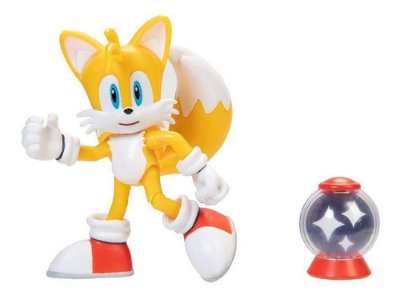 Boneco Sonic The Hedgehog Articulado Tails