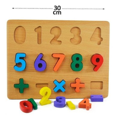 Brinquedo Educativo Pedagógico Tabuleiro Educativo Letras