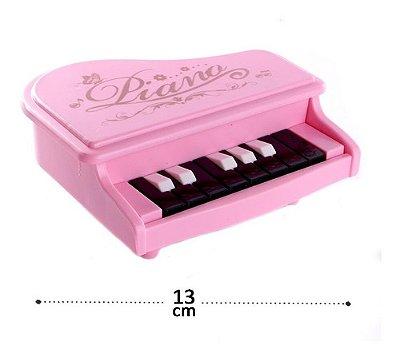 Mini Teclado Piano Musical Bebê Brinquedo Infantil Color
