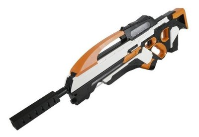 Arma Espacial Space Gun Com Luz E Efeito