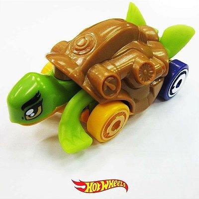 Carrinho Hot Wheels - Turtoshell - Tartaruga Montro 5/5