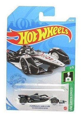 Carrinho Formula E Gen 2 Car Th Porsche Edition Hot Wheels