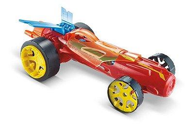 Carrinho Hot Wheels Speed Winders Torque Twister Laranja
