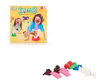 Jogo - Busque O Osso - Pra Toda A Familia Colorido