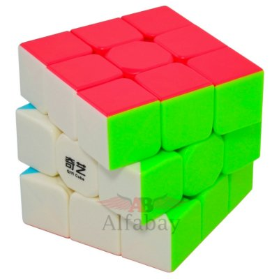 QiYi - 3x3x3 Warrior W Stickerless