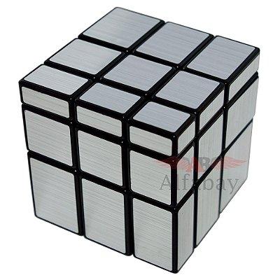 Shengshou Mirror Block 3x3x3 Prateado