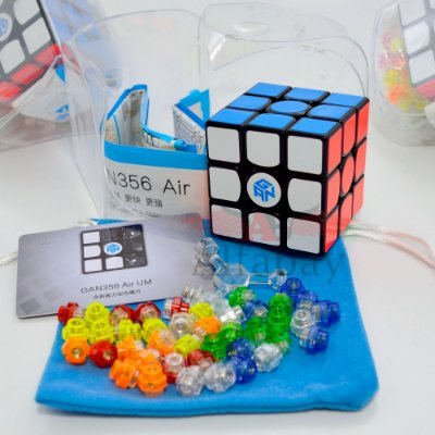 Gans Puzzle - Gan 356 Air UM 3x3x3 Ultimate Magnetic
