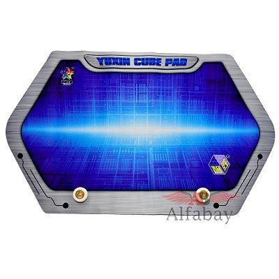 Tapete Cubo Mágico Yuxin Pad Mat G4 Azul