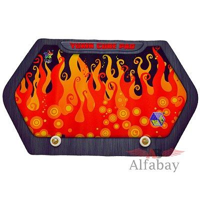 Tapete Cubo Mágico Yuxin Pad Mat G4 Vermelho