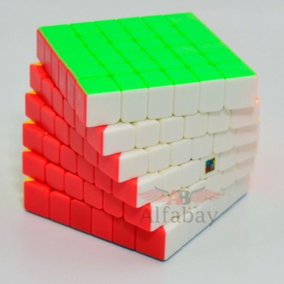Moyu MoFangJiaoShi 6x6x6 MF6 Stickerless