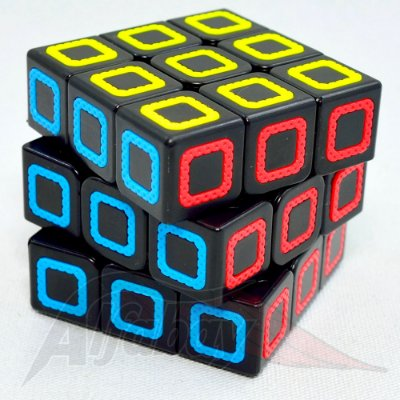 FanXin 3x3x3 Black Stickerless