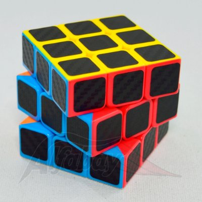 FanXin 3x3x3 Black Carbon
