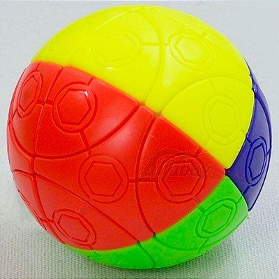 JieHui Ball Sphere Cubo Mágico Bola Esfera Colorido