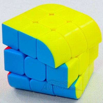 FanXin 3x3x3 Trihedron Stickerless