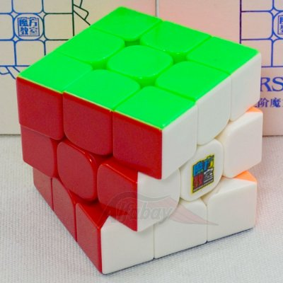 Moyu MoFangJiaoShi 3x3x3 MF3RS3 M Magnético Stickerless
