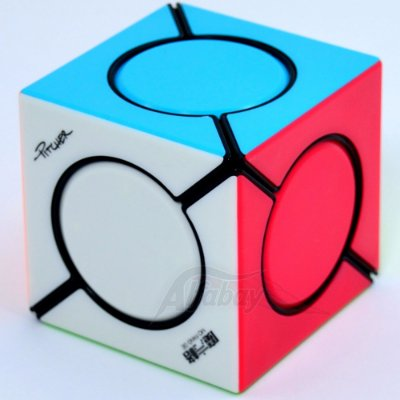 QiYi Six Spot Cube Pitcher Stickerless