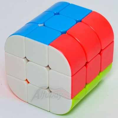 FanXin 3x3x3 Cilíndrico Cable Stickerless