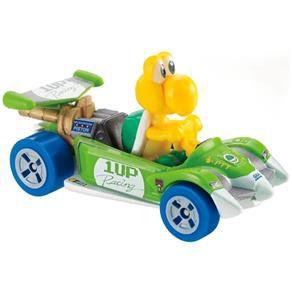 Carrinho Hot Wheels - Mario Kart - Koopa Troopa