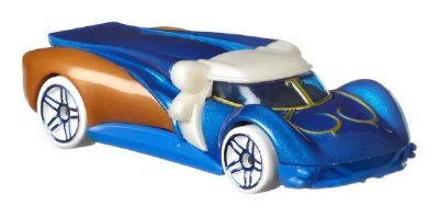 Carro Hot Wheels Character Street Fighter Chun-li - Mattel