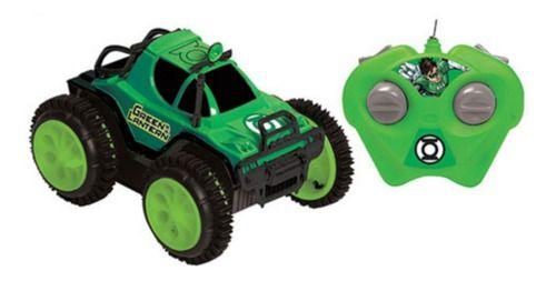 Carro RC Liga da Justiça Lanterna Verde DC Comic