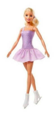 Boneca Barbie Patinadora Profissões Aniversário 60 Anos - Loira
