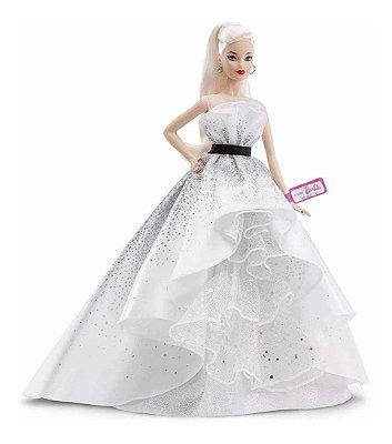 Barbie Edição Especial 60 Anos - Edição De Luxo Colecionador