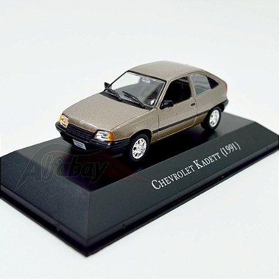 Carro Miniatura Chevrolet Kadett 1991 Carros Inesquecíveis do Brasil