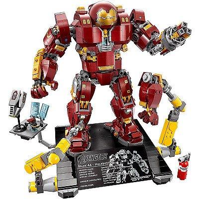 Blocos Montar Robo Hulkbuster Homem Ferro 1530 Peças