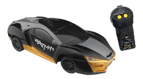 Carro RC Batman Sombra Negra