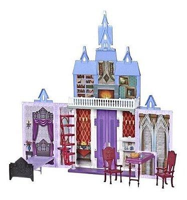 Disney Frozen 2 Castelo Encantado Magico Da Anna Elsa Basico