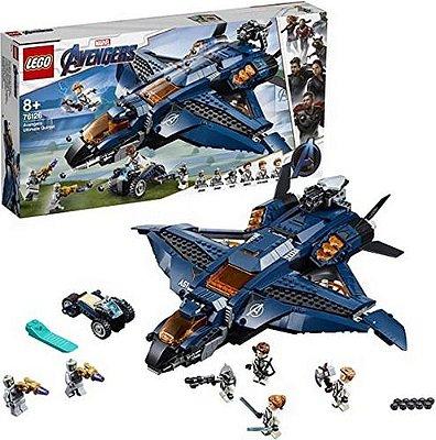 Lego Marvel Avengers Vingadores Ultimate - Nave Vigadores