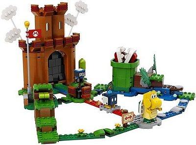 Lego Super Mario Pacote Expansão Fortaleza Protegida 468 Pcs