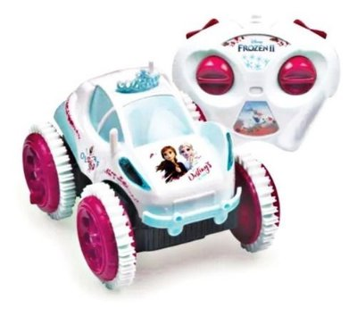 Carro RC Disney  Frozen 2 Giro Gelado