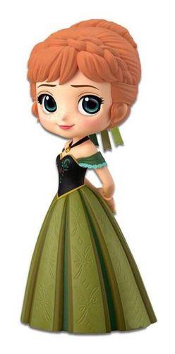 Boneca Anna Colecionável Style Q Posket Disney Edição Luxo