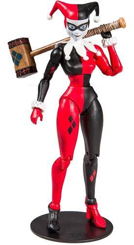 Boneco Harley Quinn Arlequina Colecionavel Dc Multiverse