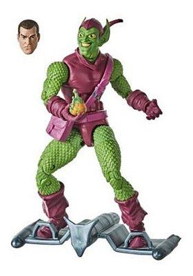 Boneco Marvel Legend Green Goblin Duende Verde