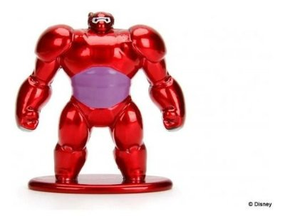 Nano Metalfigs Walt Disney Armored Baymax  4 Cm