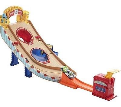 Hot Wheels Toy Story 4 Pista Veiculo Buzz Lightyear