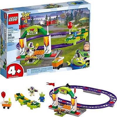 Lego Toy Story 4 Montanha Russa Emoções Carnaval 98 Pc