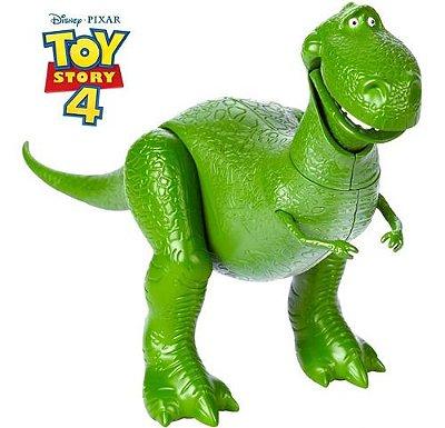 Boneco Rex Dinossauro Toy Story 4 Disney Articulado