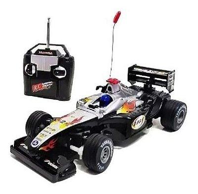 Carro RC Fórmula 1 Corrida Simples Deluxe Car