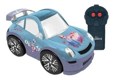 Carro RC Frozen 2 Snow Machine Disney Pixar