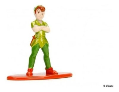 Nano Metalfigs Walt Disney - Peter Pan (ds22) - 4 Cm