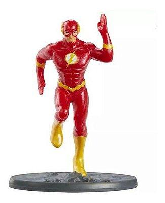 Boneco Flash Liga Da Justiça Mini Figuras 7 Cm