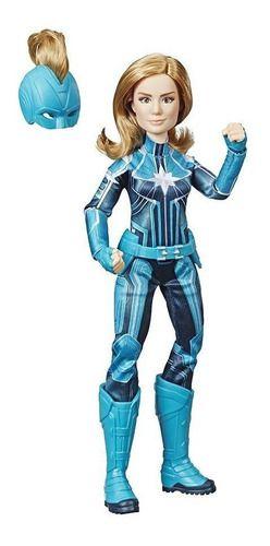 Boneca Capitã Marvel - Vingadores - Starforce