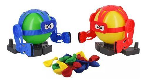 Kit Robô De Batalha E De Luta Batalhas De Balões 2 Robô